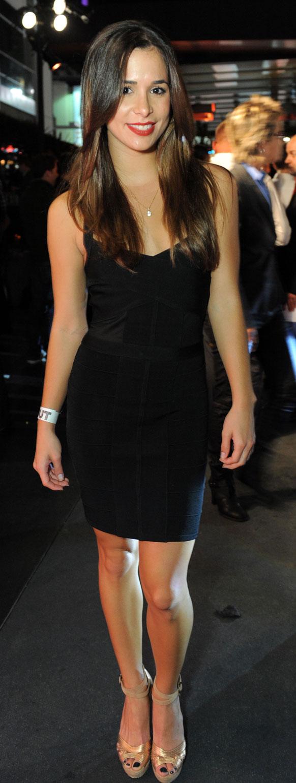 लॉस एंजिल्स में आउट मैगजीन के 20वां वार्षिकोत्सव में शिरकत करने पहुंची अभिनेत्री जोसी लॉरेन।
