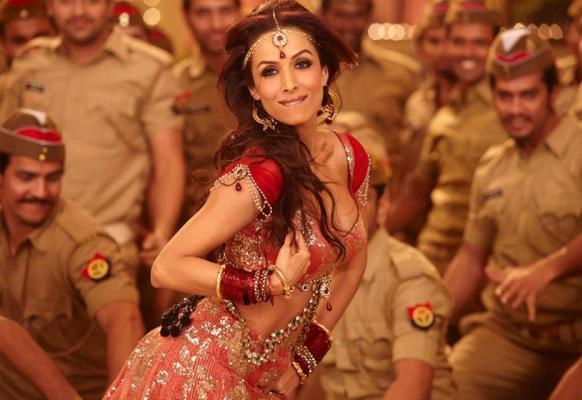 मलाइका अरोड़ा खान दबंग-2 में भी आइटम सॉन्ग करेंगी।