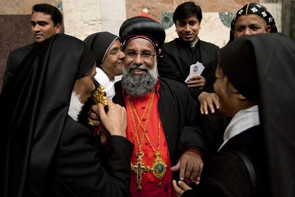 पोप बेनेडिक्ट ने त्रिवेंद्रम के आर्कबिशप बेसेलियोस मार क्लीमिस को कार्डिनल के तौर पर नियुक्त किया है।