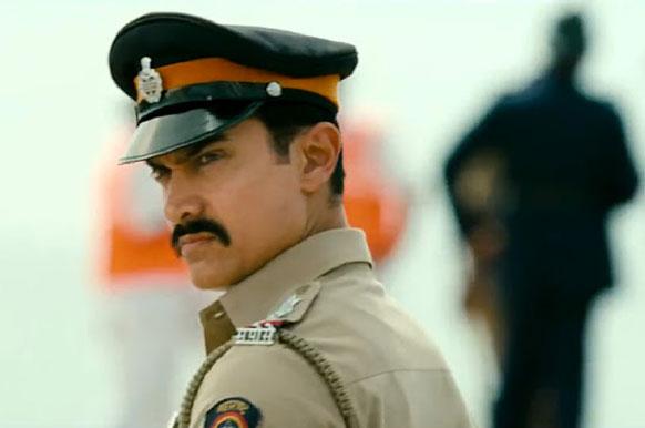 फिल्म तलाश के एक सीन में आमिर खान।