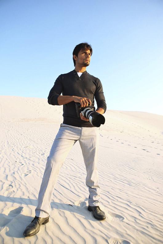 रणदीप हुडा इस फिल्म में मुमकिन है फैशन फोटोग्राफर का रोल करते हुए नजर आएंगे।