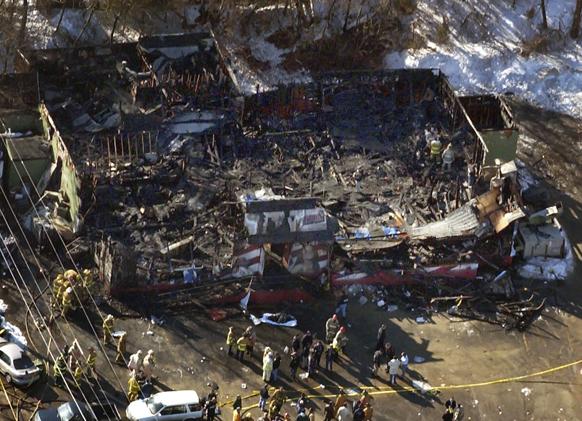 दक्षिण ब्राजील में रविवार को नाइट क्लब में लगी आग में 230 से ज्यादा लोगों की मौत हो गई।