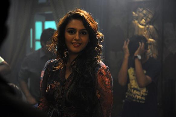 एकता कपूर की फिल्म 'एक थी डायन' में अभिनेत्री हुमा कुरैशी।