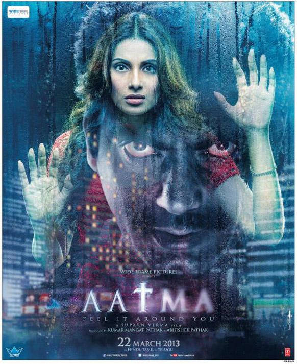 फिल्म आत्मा में बिपाशा बसु व नवाजुद्दीन सिद्दिकी ने अभिनय किया है।