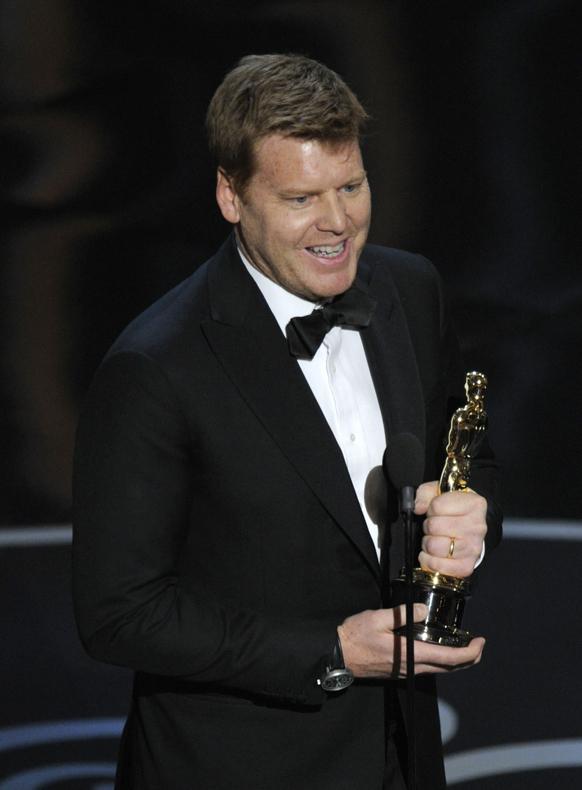 शॉर्ट फिल्म कैटेगरी में जॉन काशर्स ने अवार्ड जीता।
