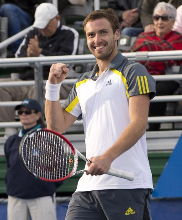 इंटरनेशनल टेनिस चैंपियनशिप टूर्नामेंट।