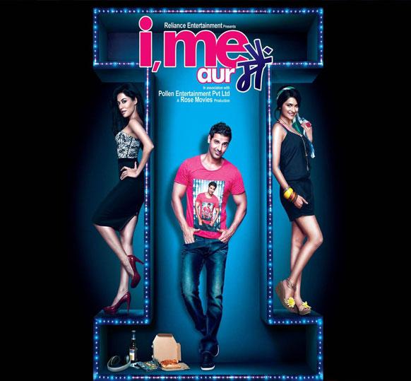 फिल्म 'आई,मी और मैं' एक मार्च 2013 को रिलीज हुई।