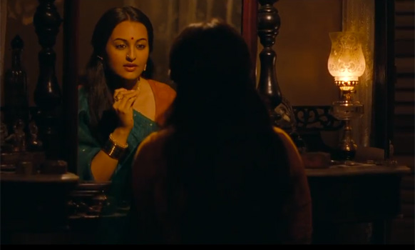 फिल्म 'लुटेरा' में सोनाक्षी सिन्हा मुख्य भूमिका में है।