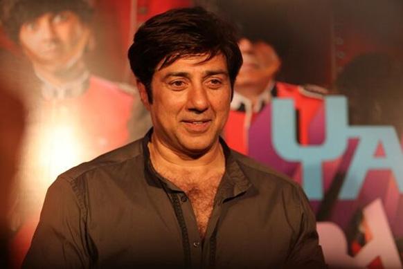 फिल्म यमला पगला दीवाना 2 के ट्रेलर लांच के दौरान अभिनेता सनी देयोल।