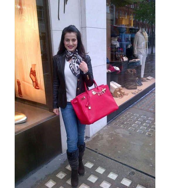 अभिनेत्री अमीषा पटेल ने अपने फैंस के लिए इस तस्वीर को ट्वीट किया।