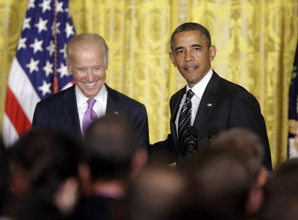 वाशिंगटन के एक कार्यक्रम में शिरकत करते अमेरिकी राष्ट्रपति बराक ओबामा।