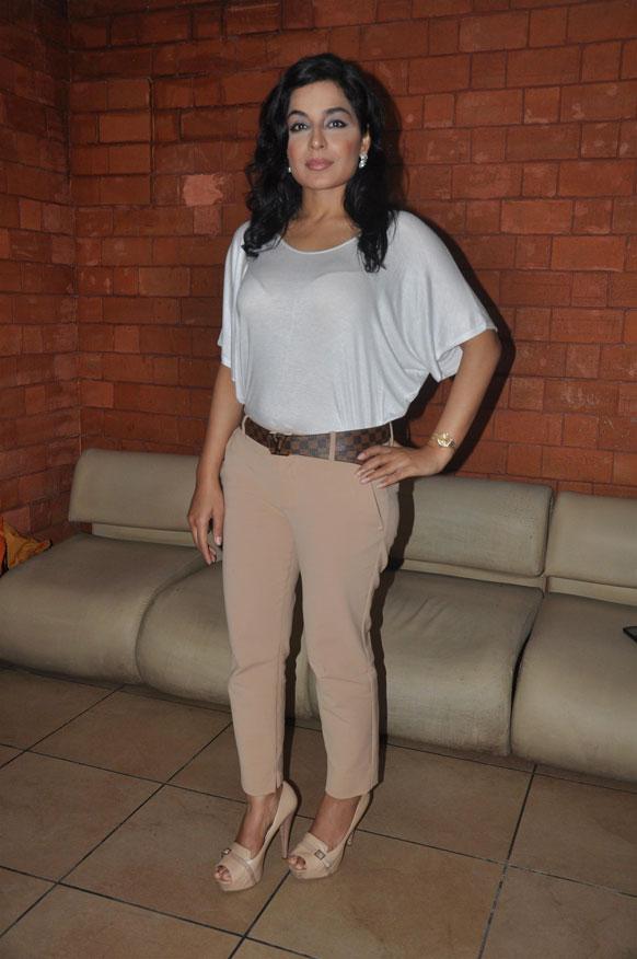 फिल्म नजर में डेब्यू करने के बाद मीरा अब भारतीय दर्शकों को 'भड़ास' में लुभाएंगी।