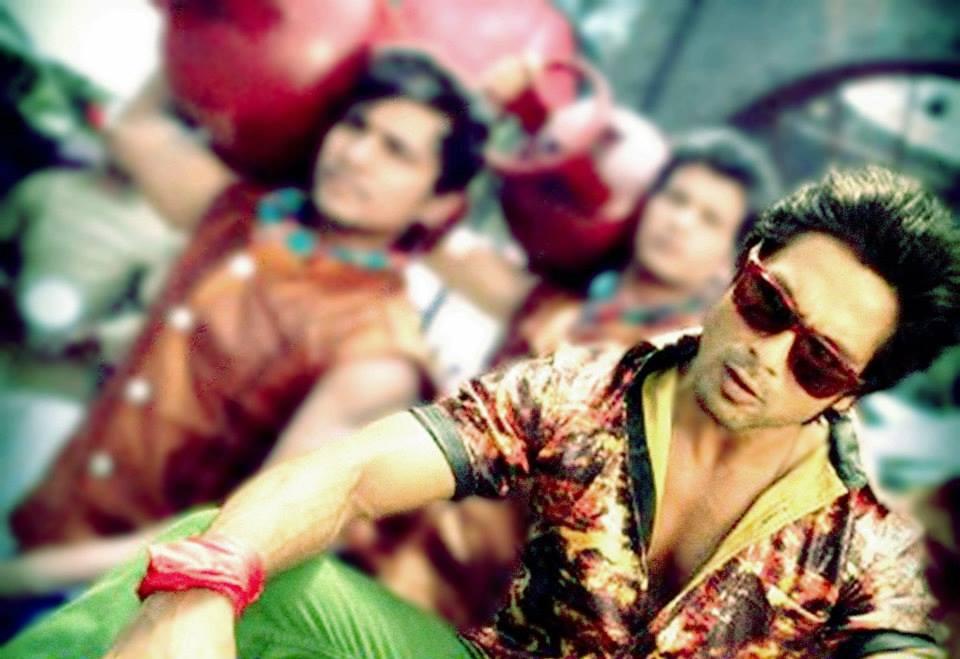 फिल्म 'फटा पोस्टर निकला हीरो' में अभिनेता शाहिद कपूर (तस्वीर सौजन्य: फेसबुक)