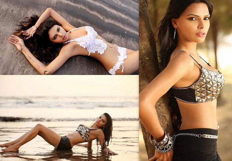 सोशल नेटवर्किंग साइट ट्विटर पर शर्लिन चोपड़ा ने अपनी बोल्ड तस्वीरों को कुछ इस अंदाज में चस्पां किया है।
