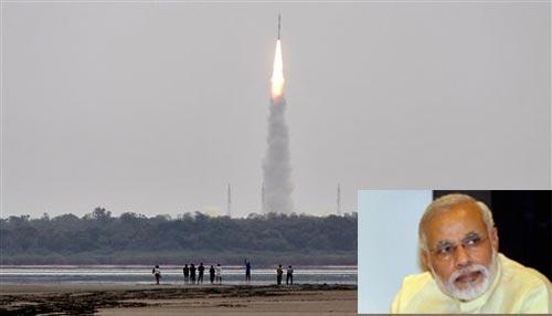 पीएसएलवी सी-23 सफलतापूर्वक लॉन्च, PM मोदी ने कहा- गौरव का क्षण
