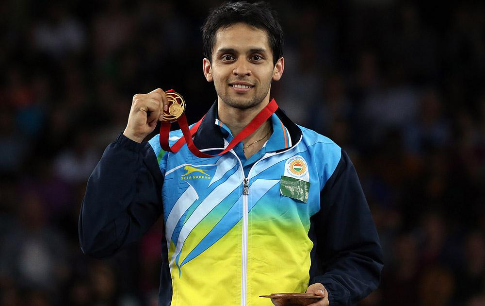 पारूपल्ली कश्यप ने राष्ट्रमंडल खेल 2014 में भारत की ओर से 32 साल बाद बैडमिंटन एकल में स्वर्ण पदक जीतने वाला पहला भारतीय पुरुष शटलर बनने के साथ ही अपना नाम इतिहास के पन्नों में दर्ज करा लिया।