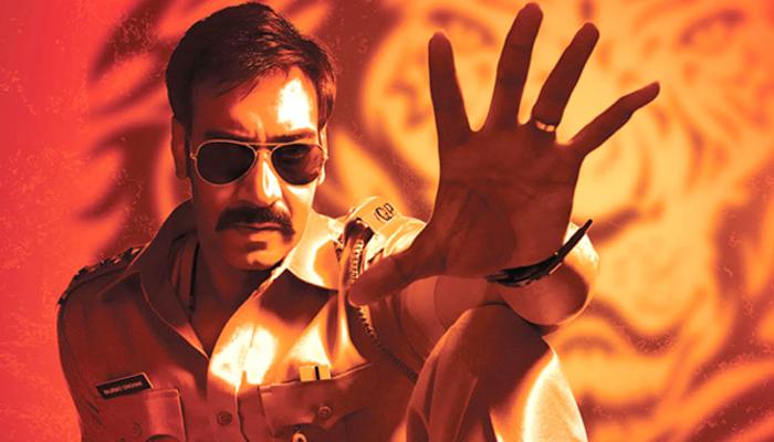 अजय देवगन की फिल्म 'सिंघम रिटर्न्स' हुई 50 करोड़ की