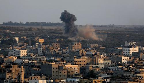 गाजा पर इजराइल का हमला जारी, काहिरा में वार्ता रूकी