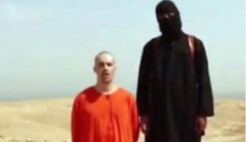 जिहादी ग्रुप इस्लामिक स्टेट ने अमेरिकी पत्रकार जेम्स फोले का सिर कलम किया!