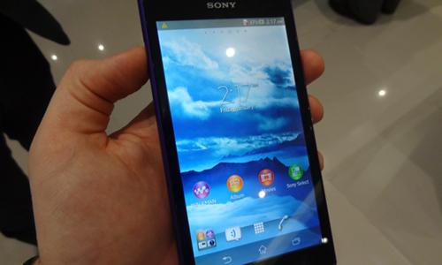 सोनी ने पेश किया सेल्फी स्मार्टफोन, एक्सपेरिया सी-3
