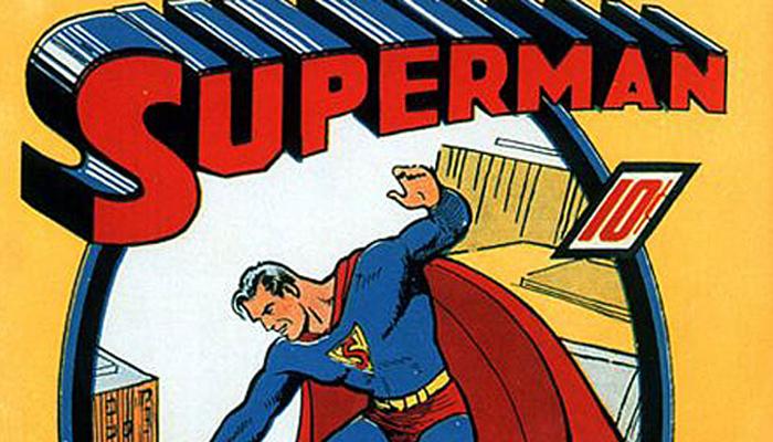 सुपरमैन की पहली कॉमिक्स बुक की दुर्लभ प्रति 32 लाख डॉलर में बिकी