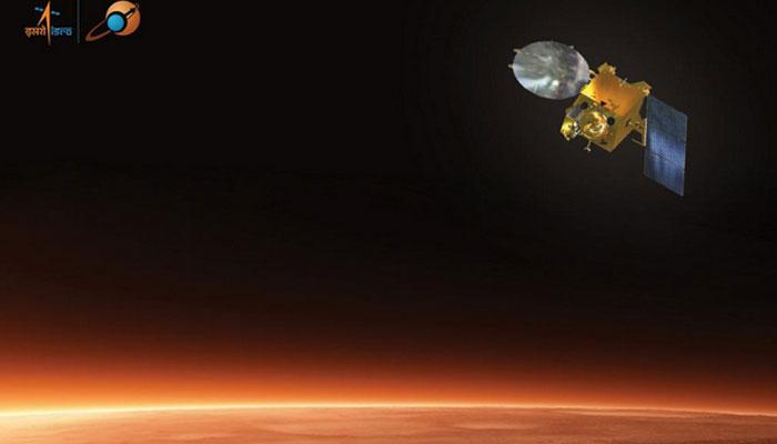 मंगलयान मंगल ग्रह