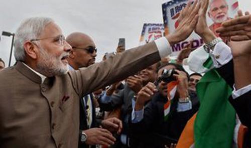 मोदी ने भारत रवाना होने से पहले अमेरिका को कहा- `धन्यवाद अमेरिका'