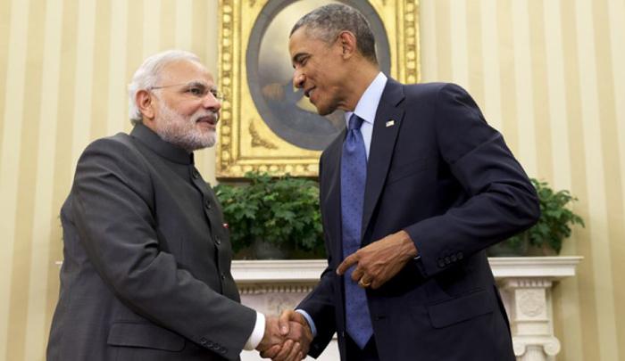ओबामा ने भारत-अमेरिका संबंधों को नया आयाम प्रदान किया: मोदी
