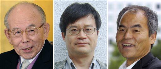 LED लाइट की खोज के लिए दो जापानी और एक अमेरिकी वैज्ञानिक को भौतिकी का नोबेल पुरस्कार