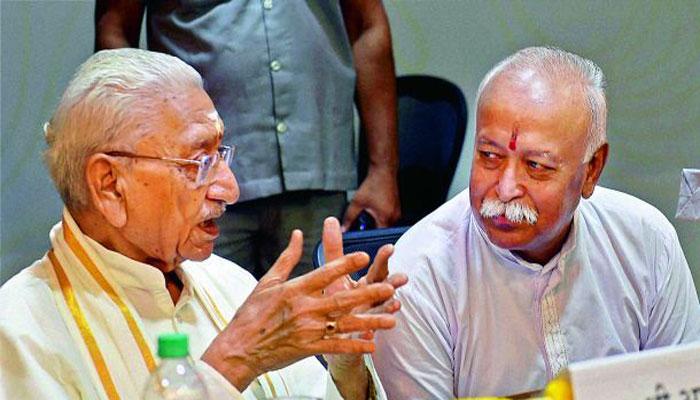 विश्व हिंदू कांग्रेस में VHP नेता अशोक सिंघल का विवादित बयान `800 साल बाद दिल्ली में हिंदुओं की सरकार`