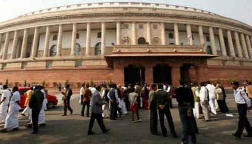 मुरली देवड़ा के निधन के शोक में संसद के दोनों सदनों की कार्यवाही दिनभर के लिए स्थगित