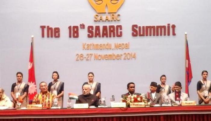 SAARC सम्मेलन  : मोदी ने उठाया 26/11 का मुद्दा, कहा, नहीं भूल सकते मुंबई हमले का दर्द