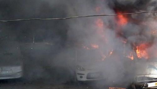 मणिपुर: इंफाल में बम ब्लास्ट, तीन की मौत, चार घायल