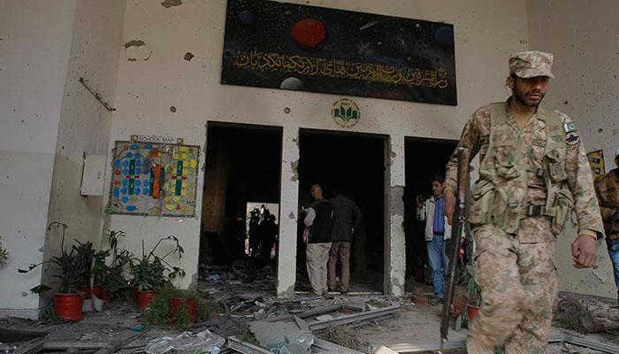 पेशावर स्कूल कांड का मास्टरमाइंड सद्दाम  पाकिस्तान में मारा गया