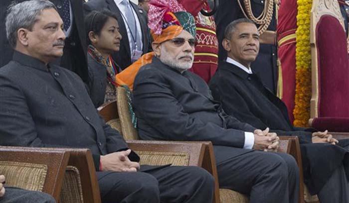 66वां गणतंत्र दिवस: राजपथ पर भारत ने दिखाया सैन्य शक्ति का नजारा, मुरीद हुए ओबामा