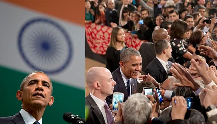 LIVE: ओबामा ने कहा, भारत-अमेरिका बेस्ट पार्टनर, हमारी सोच मिलकर आगे बढ़ने की