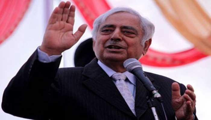J&K के CM सईद ने आतंकियों और पाक को दिया धन्यवाद