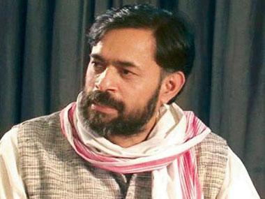 `AAP` की PAC में नहीं रहे  योगेंद्र यादव, केजरीवाल का इस्तीफा नामंजूर
