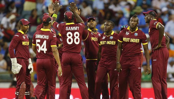 LIVE World Cup 2015 : भारत की अपराजय जीत जारी, वेस्ट इंडीज चार विकेट से हारी, भारत में रंगों की होरी