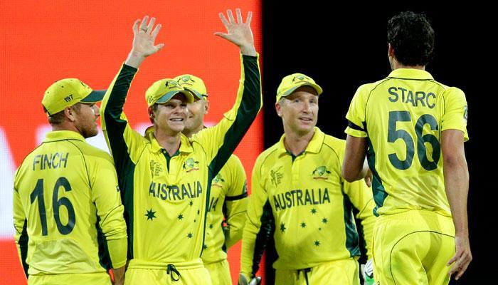 ICC World Cup 2015 : ऑस्ट्रेलिया भारत से 95 रन से जीता, फाइनल में आस्ट्रेलिया Vs न्यूजीलैंड