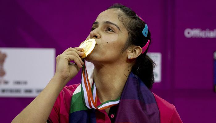 नंबर 1 साइना ने रिकॉर्ड बनाकर जीता इंडियन ओपन सीरीज का खिताब