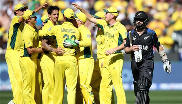 क्रिकेट वर्ल्डकप 2015 फाइनल Live: ऑस्ट्रेलिया vs न्यूजीलैंड