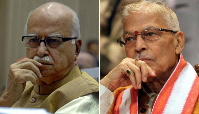 बाबरी विध्वंस केस: SC ने बीजेपी नेता आडवाणी, उमा और जोशी समेत 20 को भेजा नोटिस