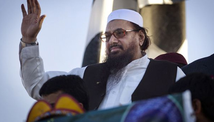 हाफिज सईद ने कबूला `कश्मीर में जेहाद को पाक सरकार और सेना का समर्थन`