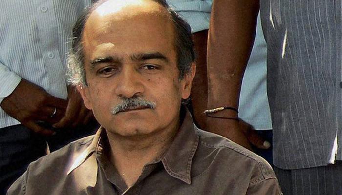 आम आदमी पार्टी से निकाले जाने पर बोले प्रशांत `खाप बन गई है AAP`