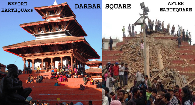 नेपाल भूकंपः मृतकों की संख्या 2350 पार, `ऑपरेशन मैत्री` के राहत कार्यों में तेजी