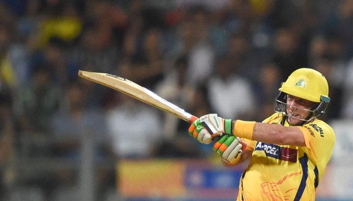 IPL 8 Live: खिताब की जंग में मुंबई ने चेन्नई को 203 रन का लक्ष्य दिया