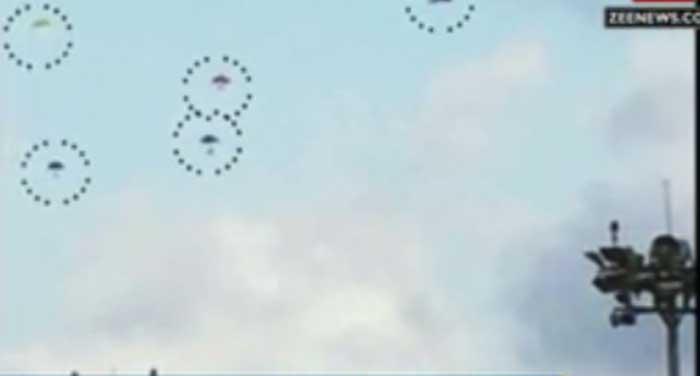मुंबई एयरपोर्ट के ऊपर संदिग्ध पैराशूट दिखे, PMO ने सुरक्षा एजेंसियों से जवाब तलब किया