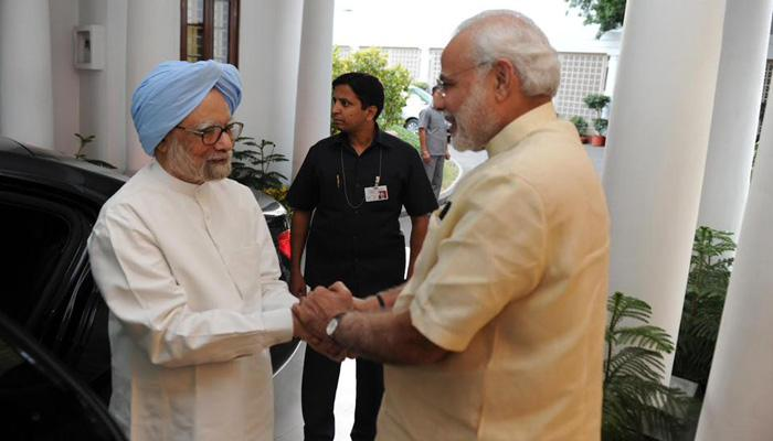 अर्थव्यवस्था पर PM मोदी ने ली मनमोहन सिंह से क्लास : राहुल गांधी
