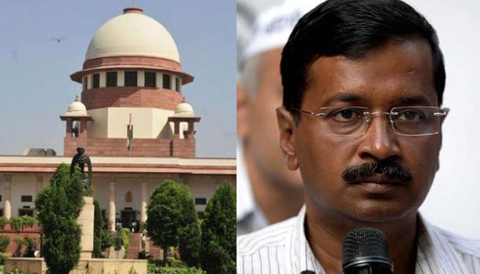 ACB विवाद में केजरीवाल सरकार को झटका, सुप्रीम कोर्ट ने दिल्ली सरकार को जारी किया नोटिस